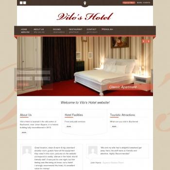 Cazare Hotel Vilos Piata Unirii