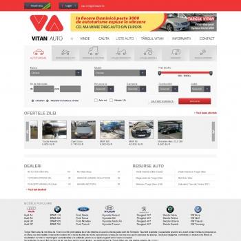 Website pentru firma SC WEB PROJECT DESIGN SRL