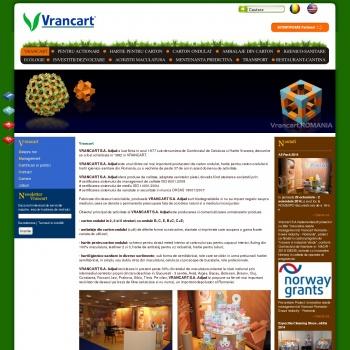 SC Vrancart SA