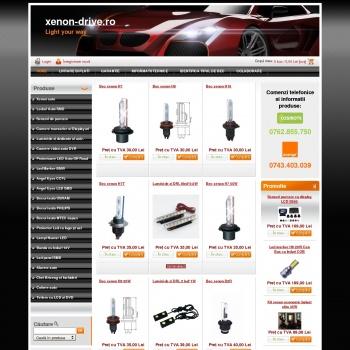 Xenon Kit xenon bixenon becuri xenon leduri auto
