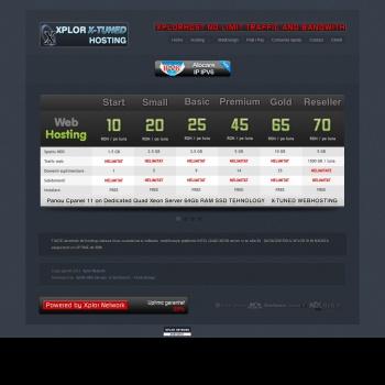 Divizia Hosting-Colocare a XPLOR NETWORK