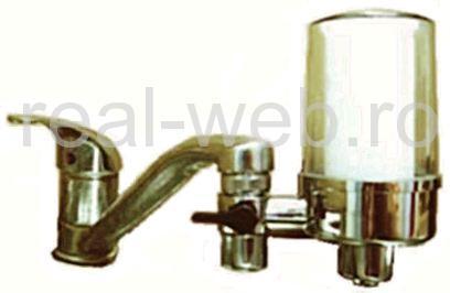 Filtru apa cu montare direct pe robinet