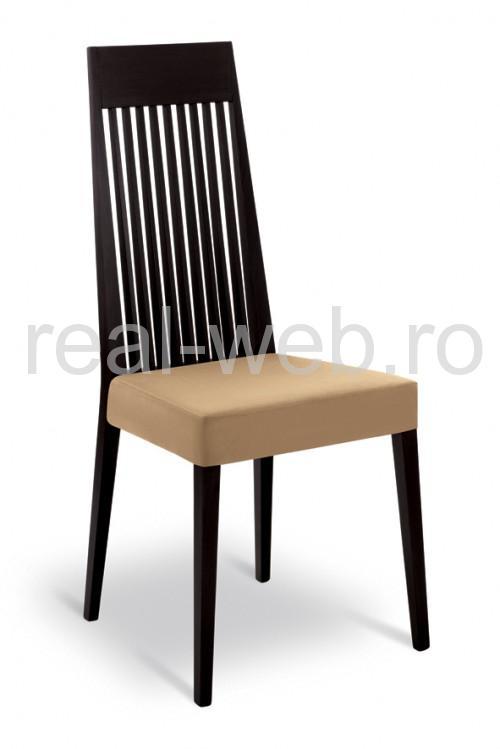 Vand scaun din lemn masiv