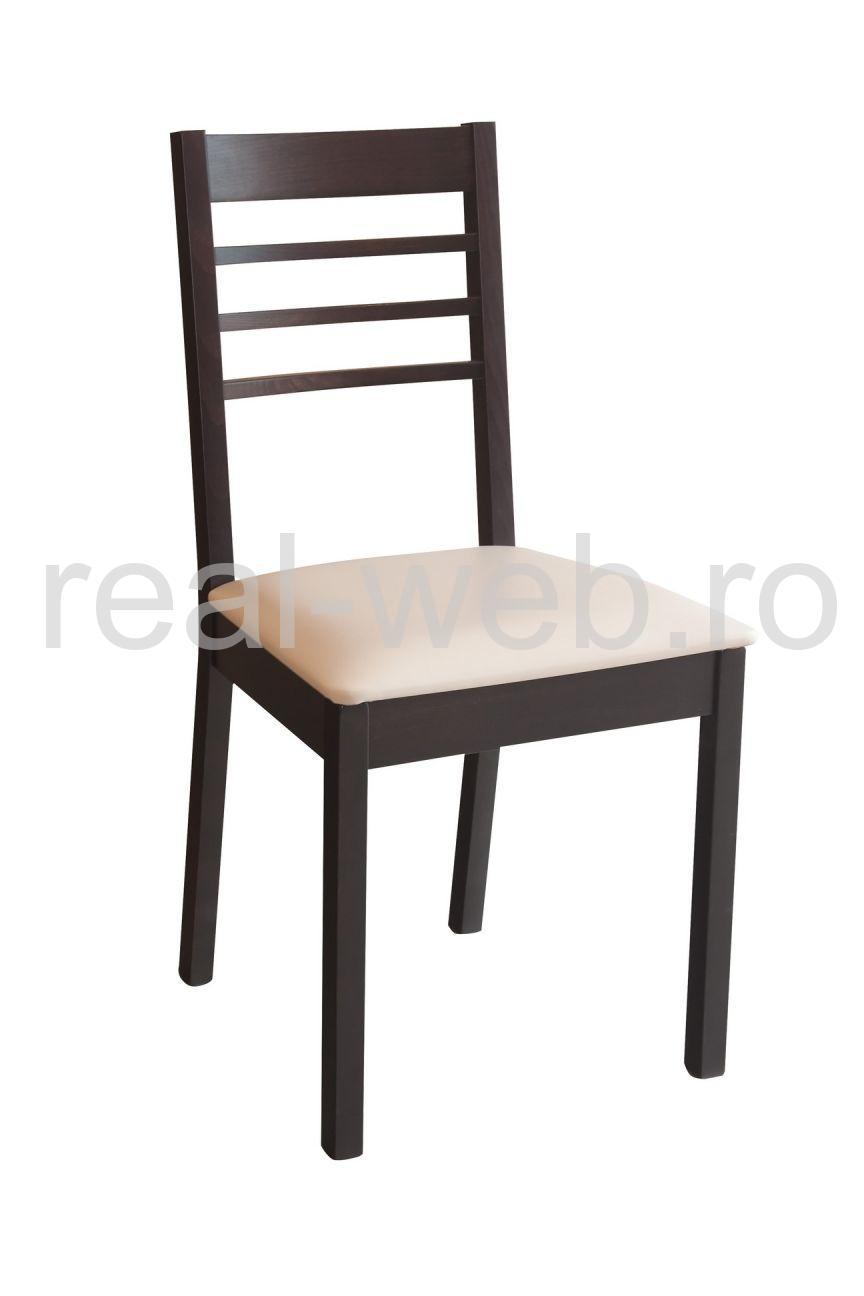 Scaun pentru bucatarie din lemn