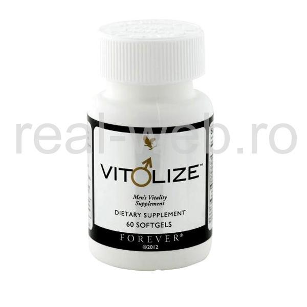 15% reducere pentru suplimentul alimentar Vitolize Men