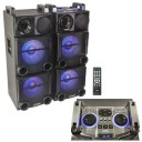 Sistem audio 2.0 ,Party Light&Sound PARTY-BOX412,1200W